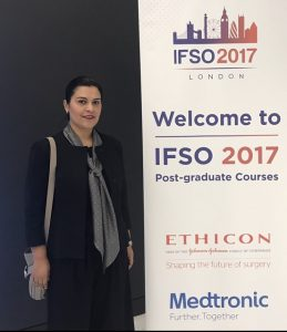 Dr. Louisiana Valenzuela - IFSO London
