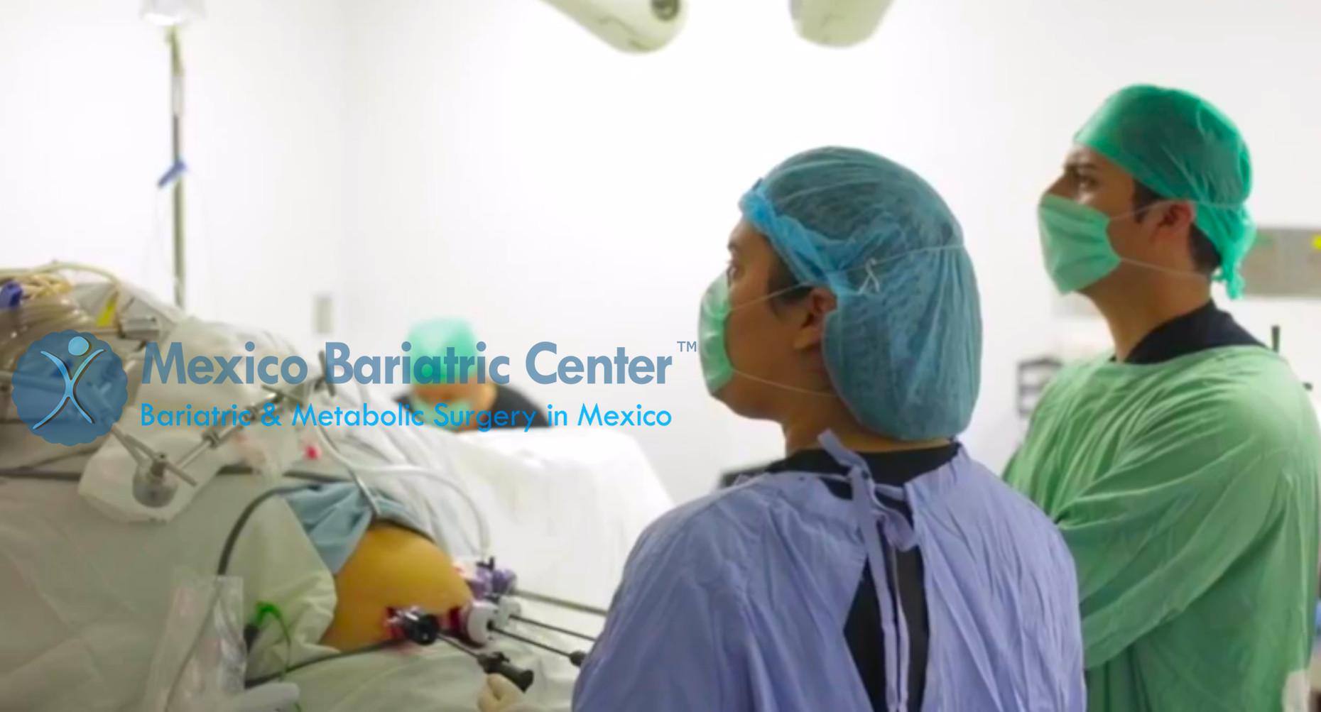 Dr. Louisiana Valenzuela Performing Surgery - Mexico Bariatric Center