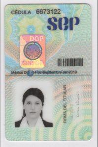 Dr Valenzuela - Certificate