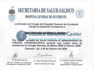 Dr Valenzuela - Secretaria De Salud